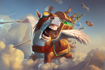 Donkey Courier Loading Screen